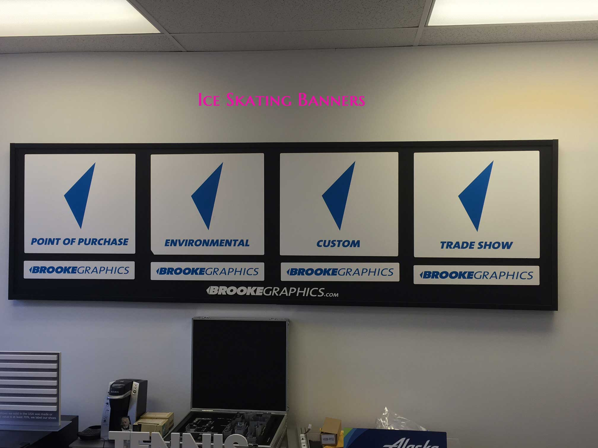 Brooke Graphics Vinyl Banners